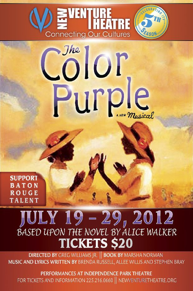 Lyric color purple lyrics : Theatre group lands rights to 'The Color Purple' | Jozef Syndicate