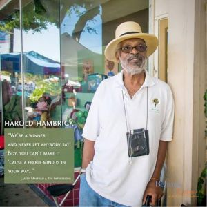 Harold Hambrick, founder, River Road African American Museum, February 17, 1943 - October 8, 2014