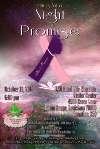 Night of Promise flier new