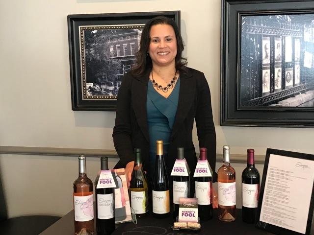 Dawna Jones vintner/winemaker