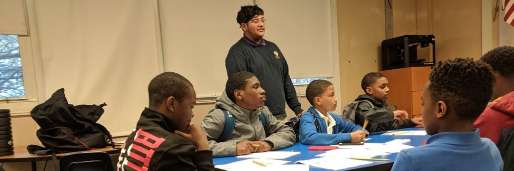 Brothers Empowered to Teach workshop